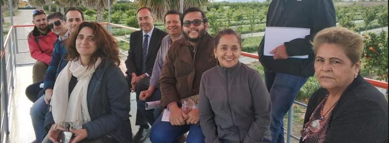 Rebem la visita de la delegació de FEDERACUNA (Nicaragua)